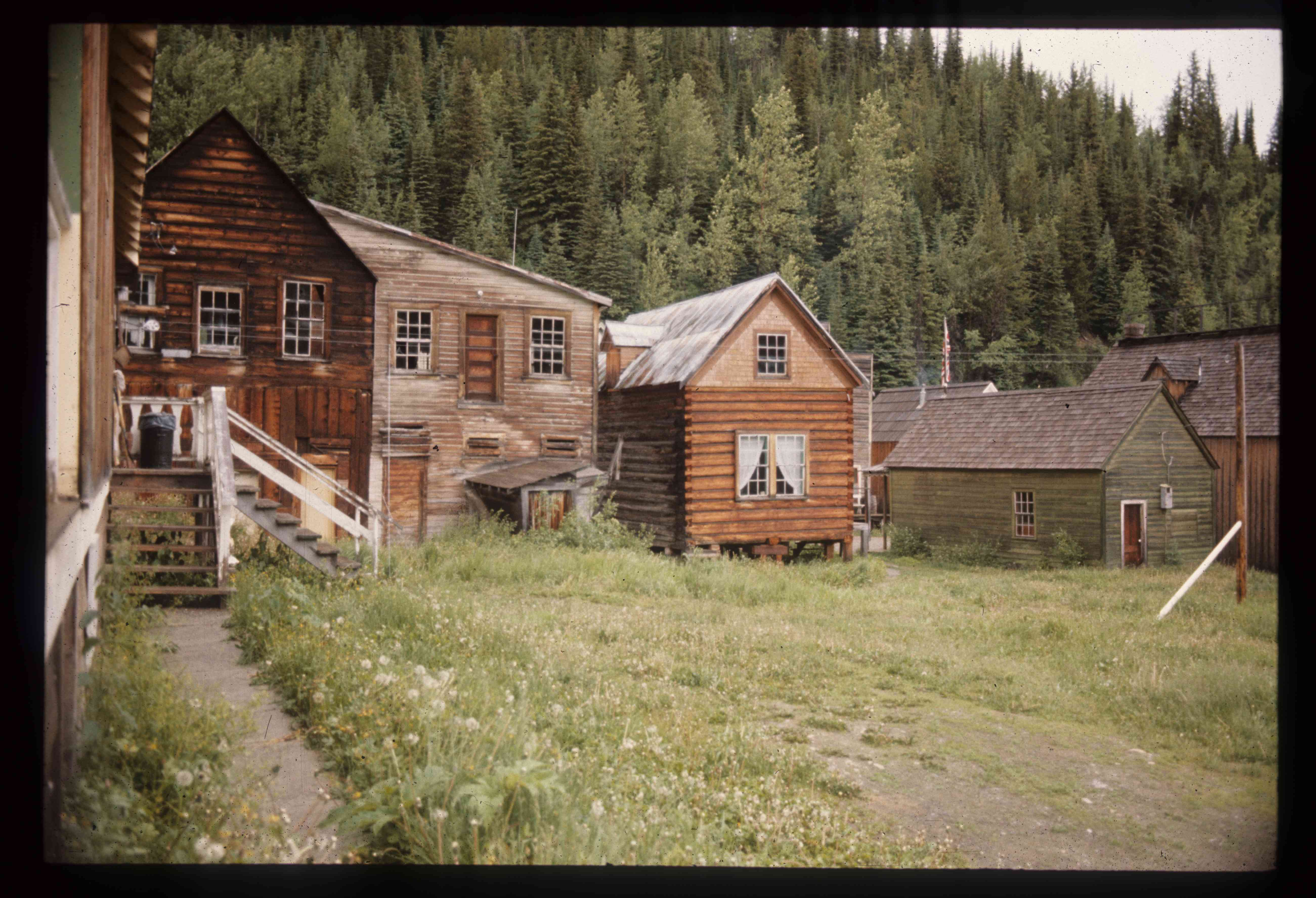 Barkerville - Northern BC Archives