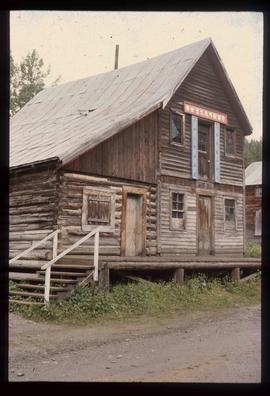 Barkerville - Chinese Building