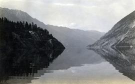 Anderson Lake at D'Arcy