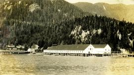 Mill Bay Cannery, Nass River, BC