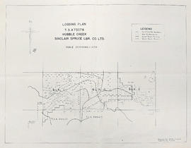 Sinclair Spruce Lumber Co. Ltd., Logging Plan T.S.X. 73378 Hubble Creek