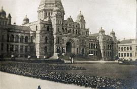 British Columbia Parliament Buildings, Victoria, BC