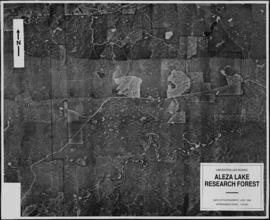 Aleza Lake Research Forest 1990 Uncontrolled Mosaic