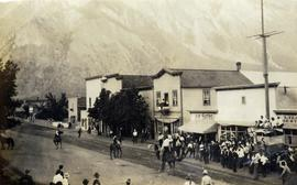 Dominion Day event on Lillooet Main Street