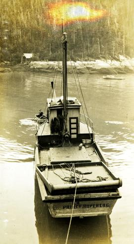 "Prince Rupert fishing boat, ""S. A. Kate"""