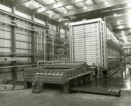 Flakt drier at the Skeena Kraft mill
