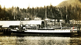 Union Steamship S.S. Cardena