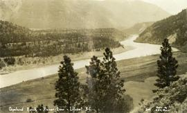 Copeland Ranch and Fraser River, Lillooet, BC