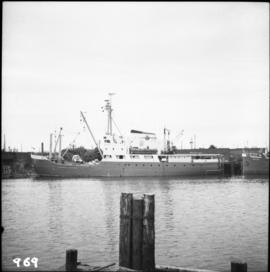 "Canadian Coast Guard ship ""Camsell"""