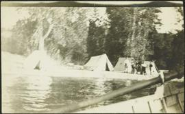Bourchier Supply Camp