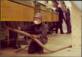 Community Album - Zora Ivanovska Vacuuming Asbestos Dust
