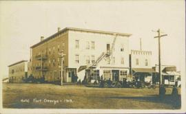 Hotel Fort George, 1913