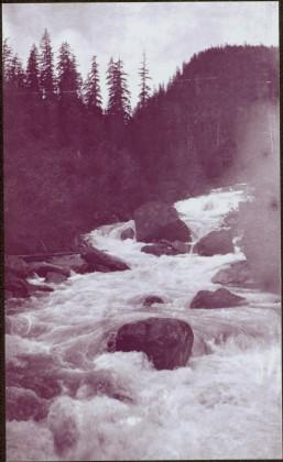 Taku River Survey - Rapids