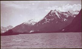 Taku River Survey - Mountains & Water Scene