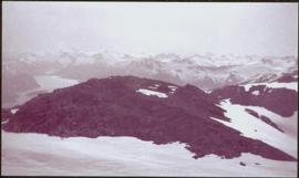 Taku River Survey - Mountain Scene