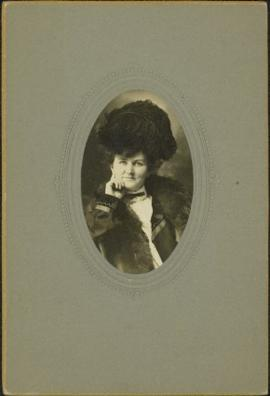 Portrait of Unknown Woman