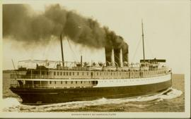 CPR SS Princess Charlotte