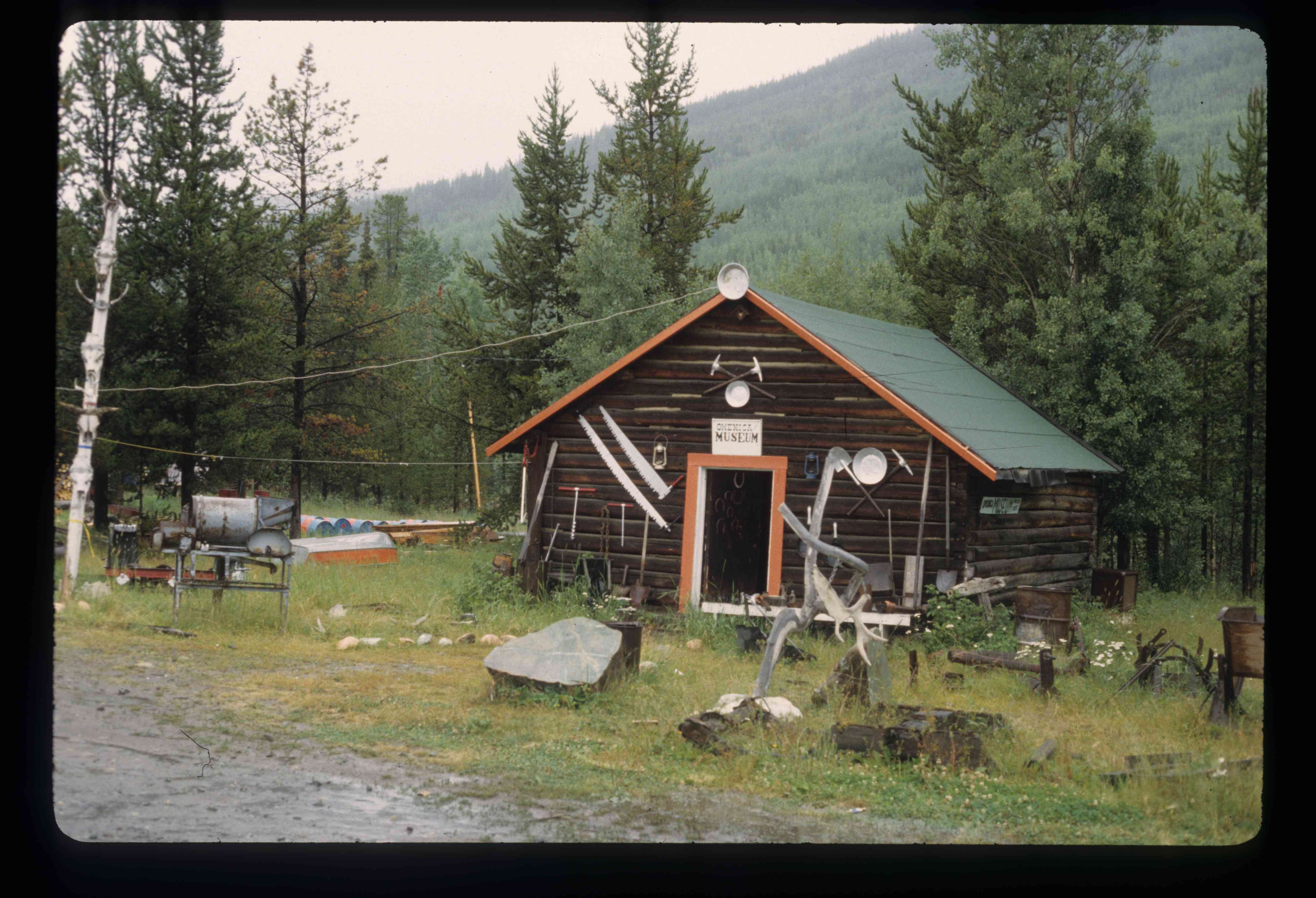 Manson Creek - Omineca Museum - Northern BC Archives