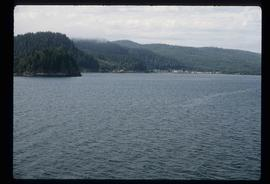 Approach to Haida Gwaii