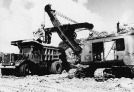1961 - Shovel Loading Dump Truck