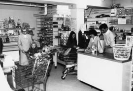 1965 - Jack Nitti & Others in Company Store