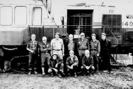 1965 - Mine Crew at Bucyrus Erie Drill