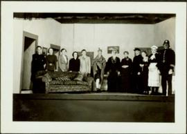 "Princeton cast of ""Whatever happened to Jones"""