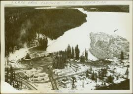 Lloyd Bros. Cluculz Lake Operation