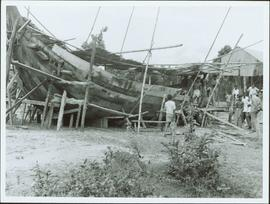 Bangladesh : Boat construction