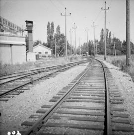 B.C. Electric Railway in Langley