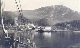 A cannery in Ocean Falls