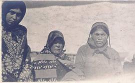 Three First Nations women