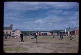 Base ball in Lejac