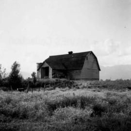 Barn in Upper Fraser Valley