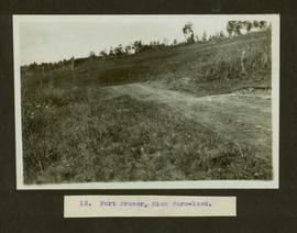 Fort Fraser, rich farm-land
