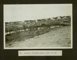 First Nations Village near Fort Fraser