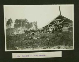 Sawmill at Fort Fraser