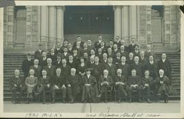 Group portrait of the BC Legislative Assembly