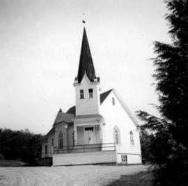 Lutheran Church in Surrey, B.C.