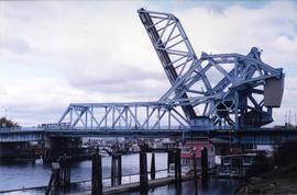 Bascule bridges in Victoria