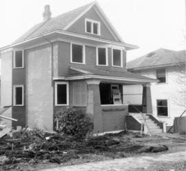 House on Barclay Street, West End, Vancouver
