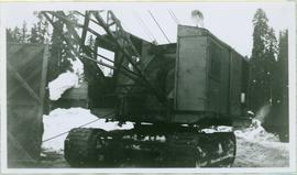 Body of Dragline Crane