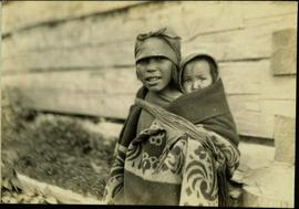 First Nations Youth and Child, Stuart Lake, BC