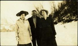Friends of the Taylor Family at Hazelton, B.C.