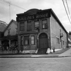 Former Sailor's Home in Vancouver, B.C.