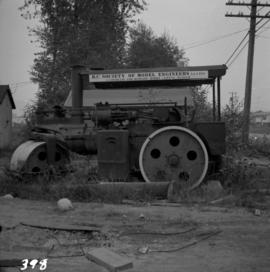 10 ton Wallis & Stevens Ltd. steam roller