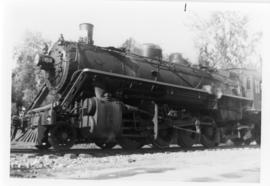 Steam Locomotive # 163