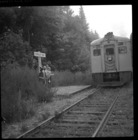 Esquimalt & Nanaimo Railway, Buckley Bay