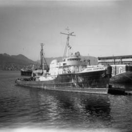 """Haida Chieftain"" tug"
