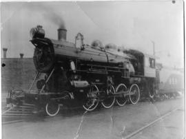 Steam Locomotive, No. 859